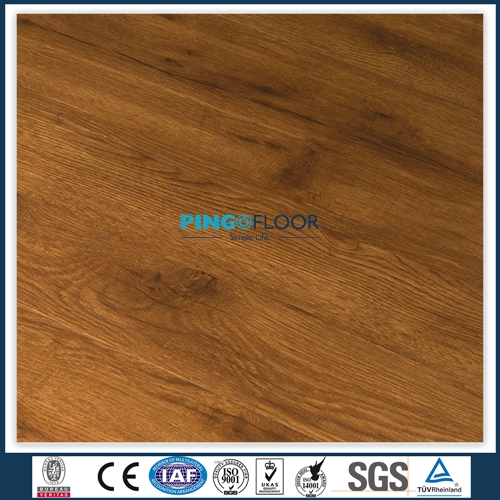 Pingo 12.3mm wooden hdf American oak laminate floor
