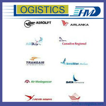 air/express shipping form China to Indonesia Belawan