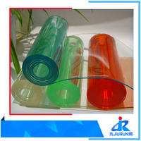 transparent plastic pvc sheet rolls for door curtain