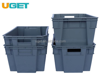 Super Quality Useful Plastic Carry Totes With Handles