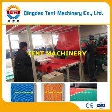 PVC hollow out door mats floor carpets making machine/extrusion line