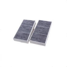 Good quality two piece cabin filter for car OEM A1668300318
