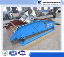 High quality coal and slag slurry vibration dewatering screen from China plant export to Russia