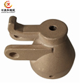 Brass metal lost wax casting casting foundry parts