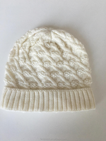 Wholesale High Quality Winter acrylic knitted beanie hat for baby and kids