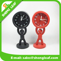 Mini promotion personality alarm clock