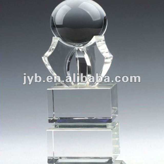2016 Wholesale Crystal Trophy, Crystal Glass Award, Crystal Plaque for Souvenir Gifts