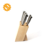 Yangjiang Kitchen Knifes 8 Inch Professional Chef Knife with wooden block