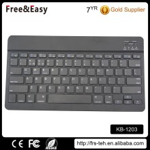 Ultra Slim Magnetic Bluetooth Keyboard With Leather Cover Case