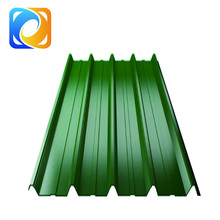 color coated zinc preprinted corrugated steel roofing sheets