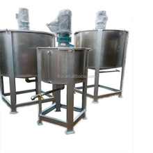 manufacturing process hand wash liquid soap making machine
