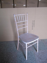 Wood Lime Wash Tiffany Chair UK Style