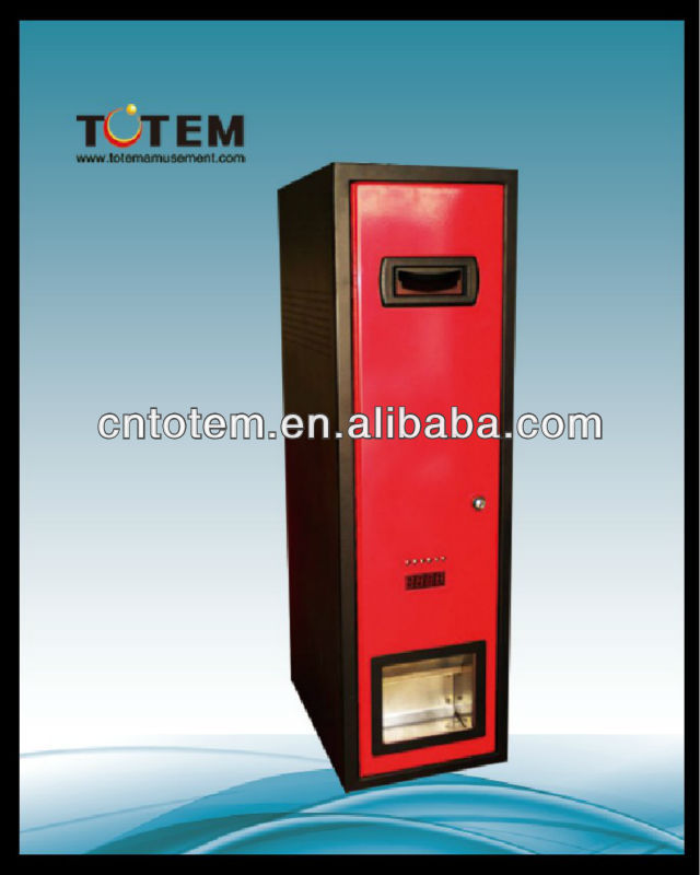 automatic electronic coin change machine