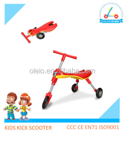 New stepper scooter baby walker kids push toy scooter scuttle bug sale for kids