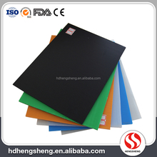 Professional supplier anti-static custom size corrugated die cut plastic sheet