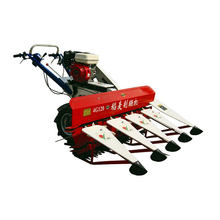 widely used china supplier combine harvester with tires