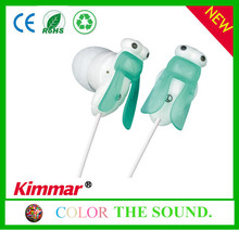2014 Animal Shape Cute Earphones For mp3 and media player