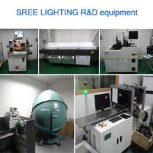 SREE LED light 30W R7S 3000LM 118mm Dimmable led lamp for gel nails