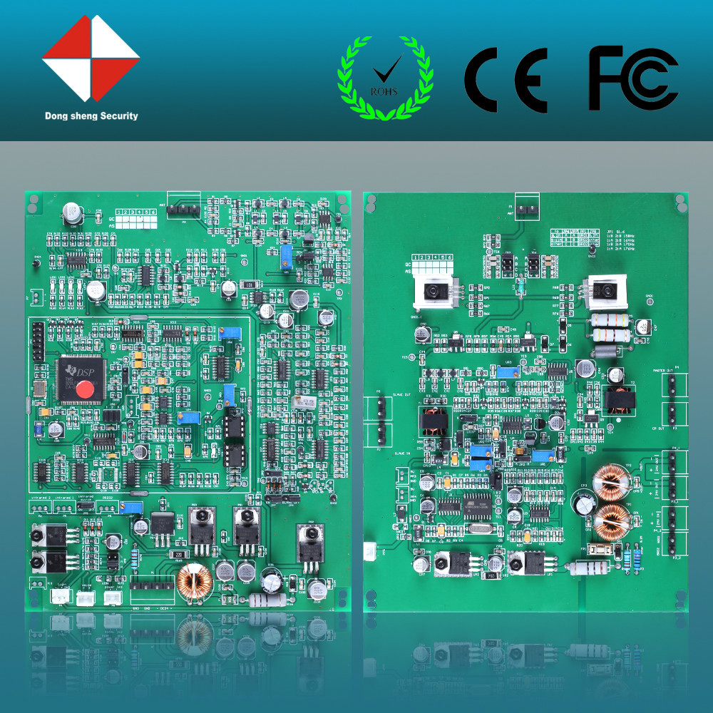 DSR-4900 Security System Product EAS RF Dual Antenna Board