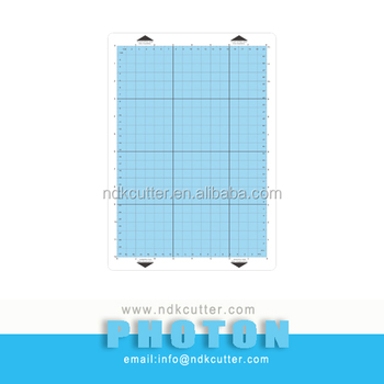 StandardGrip Adhesive Cutting Mat for die cutting machine, die cutting machine mat 8''x12''