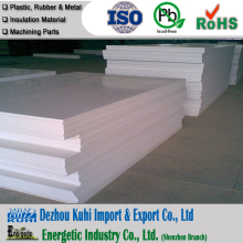 Virgin grade Molded PTFE sheet