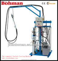 GT03 Two Component Silicone Low-e Glass Coating Machine
