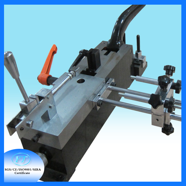 Steel Bar YTB-25M Manual Precision Bending Machine