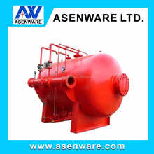 Anti soluble water foam AFFF fire extinguishing system