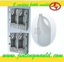 OEM profesional plastic blow mould 10ml pe medical used plastic bottle mould