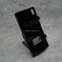 3200mAh Ultra Slim Rechargeable Battery Case for Sony Ericsson Z2 (SN013-1)