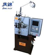 China CNC Fully Automatic Spring Coiling Machine