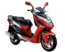Fly eagle-3 125cc, 150cc hot sell Motorized scooter with EEC certification