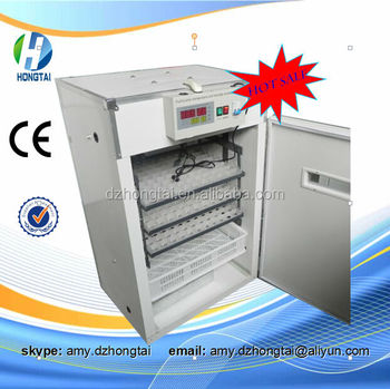 264 eggs incubator Full automatic CE approved egg incubator