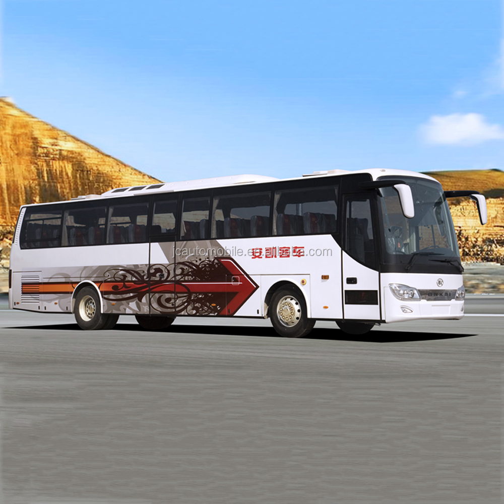 Hot selling 50-60 seats luxury coach bus this cheap price