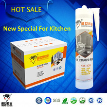 New Arrival Anti-fungus Kitchen Silicone Sealant For Sanitary Use