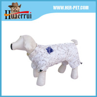Led blue color dog clothes and small dogs clothes wholesale