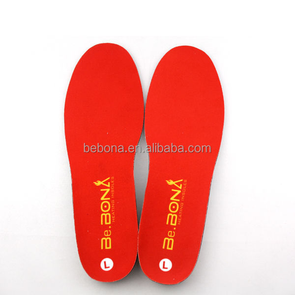 Magic china heated insole foot warmer /heat pad for shoes