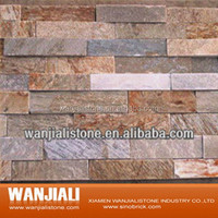 Indoor Culture Stone Slate Wall Panel With Cheap Price