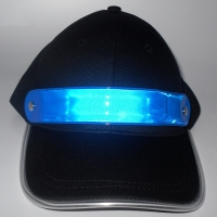 High Quality LED Knitted flash light Beanie Hat/cap
