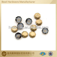 good price studs for furniture for garment jeans/ 5mm rhinestone designs