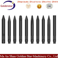 Efficient high quality wedge type chisel Atlas Copco HBC 4000 by China supplier