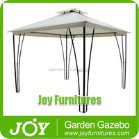 3 x 3m Pop Up Gazebo with Canopy - White