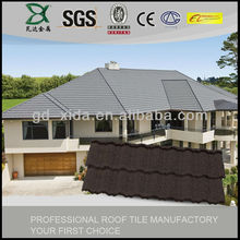 Light Weighted Colorful Asphalt Roof Shingle,Laminated Best Colored Asphalt Roof ShingleCoated Metal Roofing Tile---interlocking