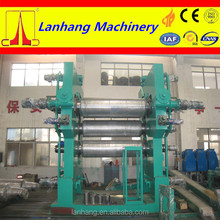 high quality and hot seller XPS sheet four rollers calender machine