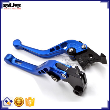 BJ-LS-013 Motorcycle 3D lever CNC Motorbike Short Clutch Brake Lever for Yamaha YZF R125