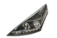 car parts led angel eyes headlight for Nissan Teana 2009-2012 head lamp