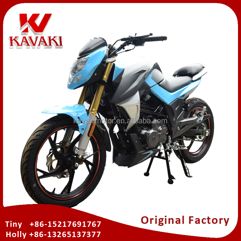 Good Quality hot sell 200cc 4 Stroke New Design Racing Motorcycle