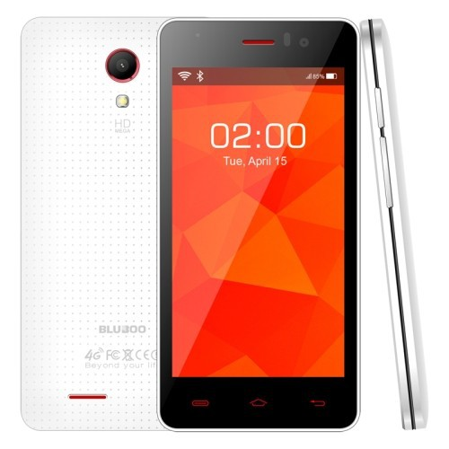 Best selling Smart mobile phone Bluboo X4 4GB, 4.5 inch 4G Android 4.4 Smart Phone, MTK6582M