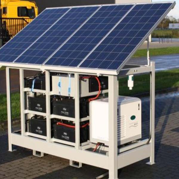 Solar Photovoltaic stand alone off grid Power System 5kw