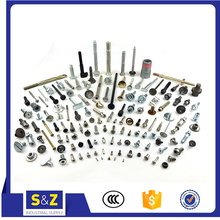 Custom and special industrial fasteners bolts screws nuts pins rivets